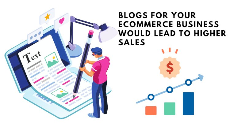 What is an ecommerce blog?