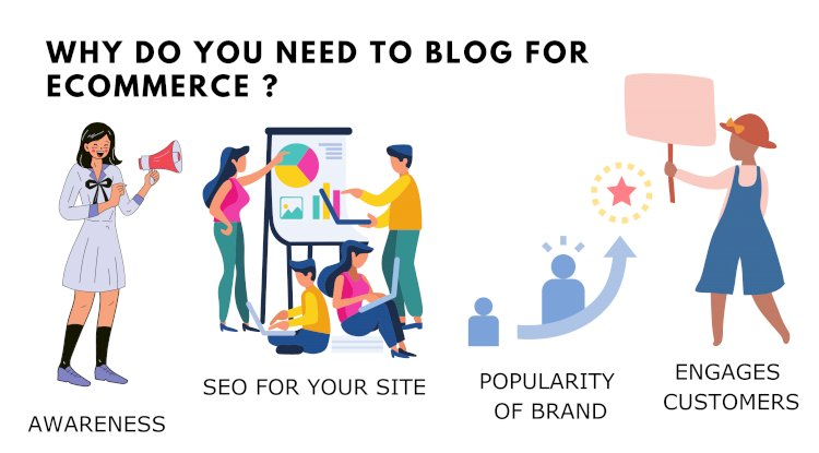 Why should you blog for your ecommerce business?