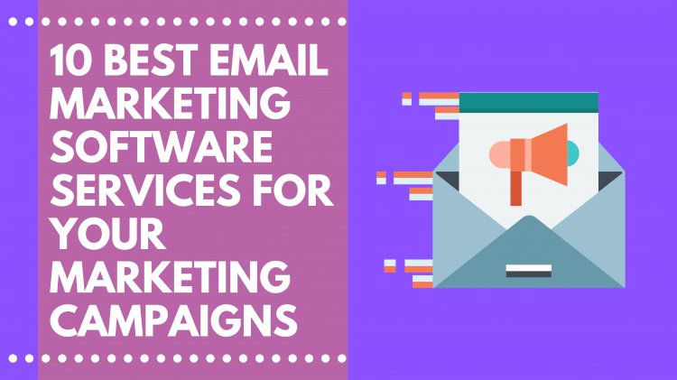 10 Best (Free) E-mail Marketing Software for your E-Commerce Marketing